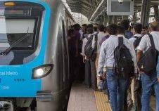 métro, mumbai, transdev, mobilité