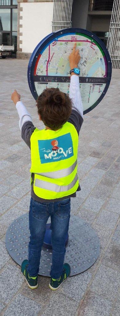 We moove Brest gouvernail