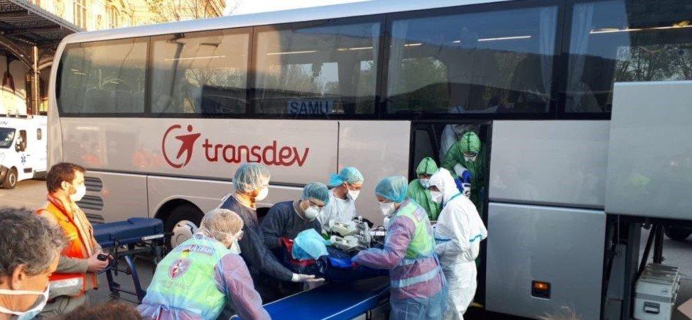 COVID-19-transfer-France-Transdev