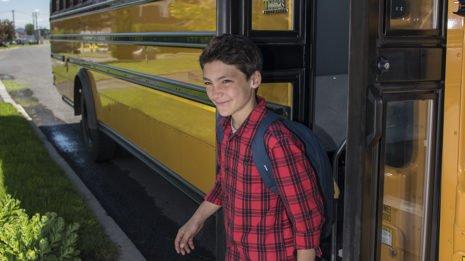 Ontario bus scolaire
