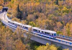 Transdev Canada ferroviaire