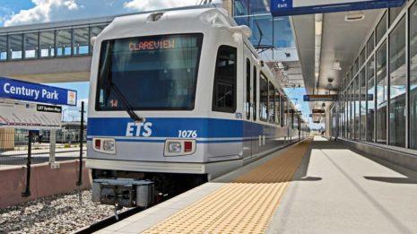 Rail Edmonton