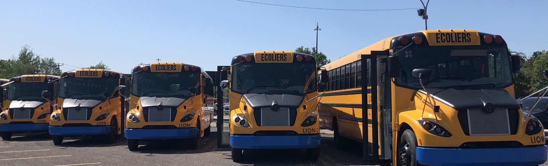 Transdev Canada invests €3 million in electric school buses and accelerates its energy transition