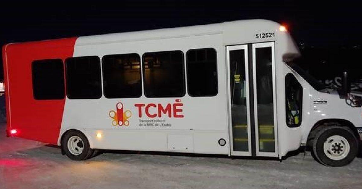 Zones moins denses bus maquillé